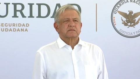 El presidente de México da positivo a covid-19 y recibe asistencia médica