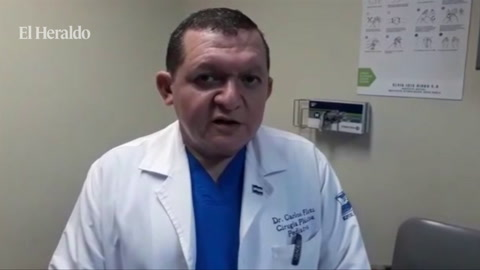 cirujano plástico del HEU anuncia la suspensión de cirugias electivas en el centro asistencial