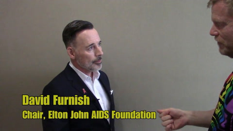 David Furnish On Prep, U=u, And The Aids2020 Controversy