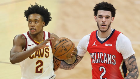 Ian Begley sheds light on Knicks' interest in Collin Sexton, Lonzo Ball | SportsNite