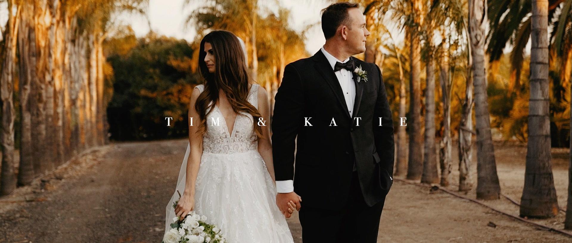 Tim + Katie   Oceanside, California   Paradise Falls