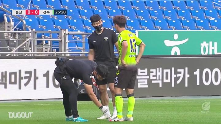 Maç Özeti: Jeonbuk 2-0 Ulsan