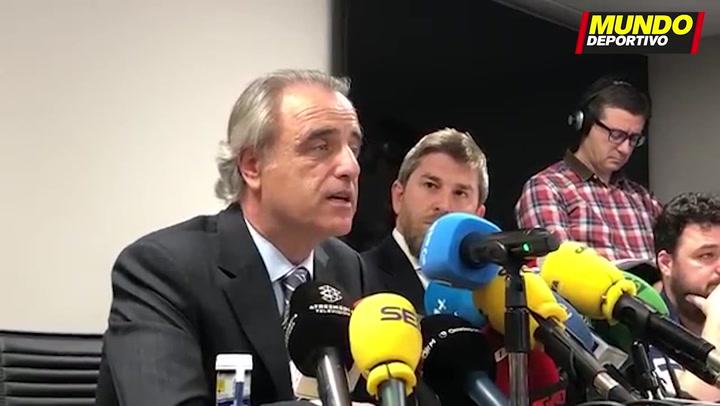 Pau Molins sobre la absolución de Rosell: