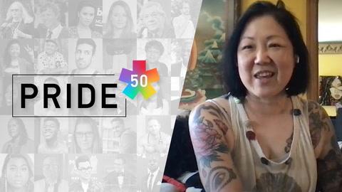 #Pride50: Margaret Cho is still here, still queer, and still kicking ass