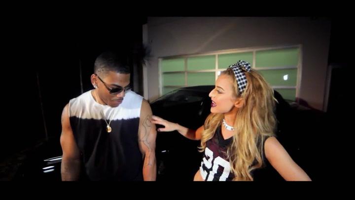 "Music Video Premiere: Diana Espir ft. Nelly - ""Tomboy"""