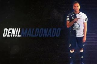 Pachuca le da la bienvenida al defensor hondureño Denil Maldonado: