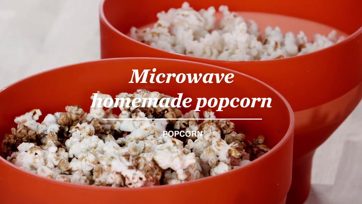 Preview image of Lékué Microwave Homemade Popcorn - Popcorn  Re video