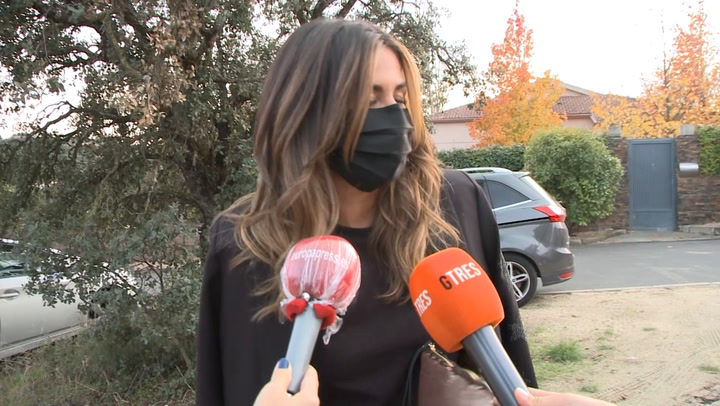 Nuria Roca se recupera en casa tras sufrir una infección