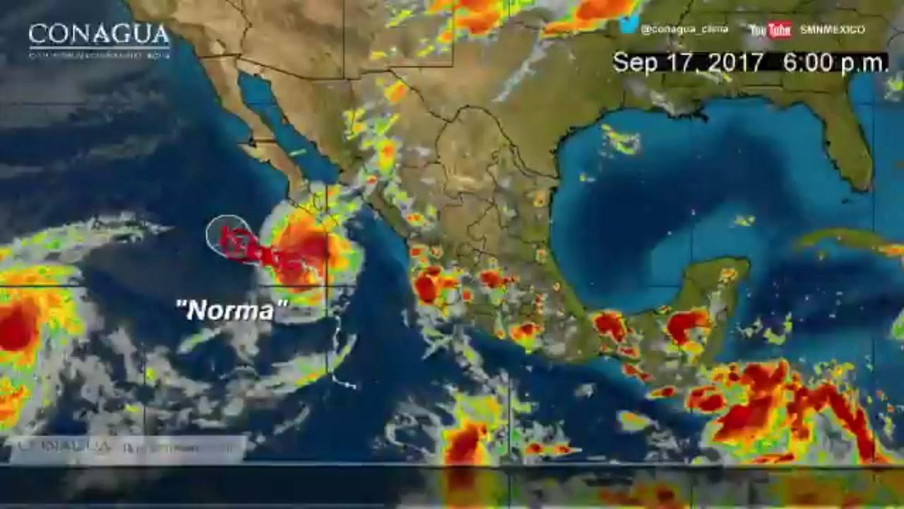 Pronóstico del tiempo para hoy 18 de septiembre