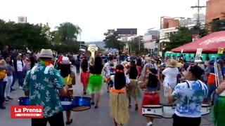 Tegucigalpa celebra en grande sus 440 años de fundación