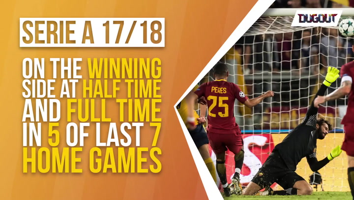 NTK: AS Roma vs Cagliari 16 Dec 2017, Serie A