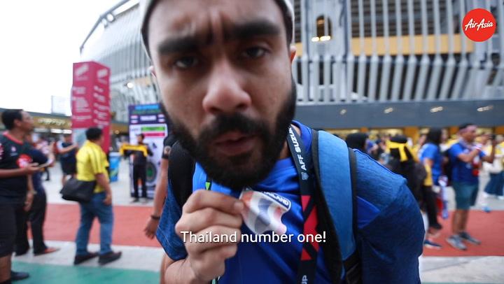 AirAsia My Tribe: Malaysia vs Thailand