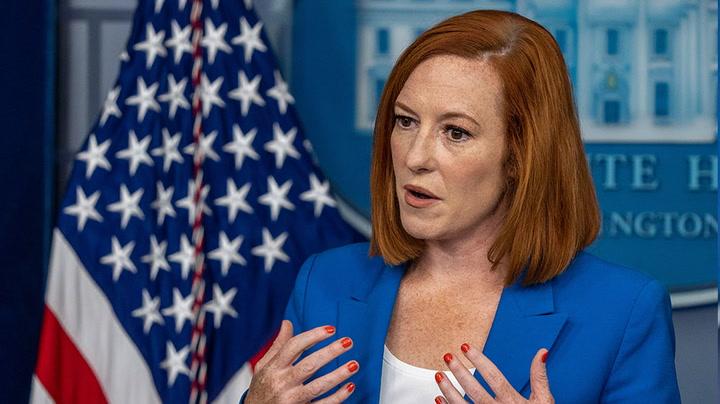 Watch as White House press secretary Jen Psaki holds briefing