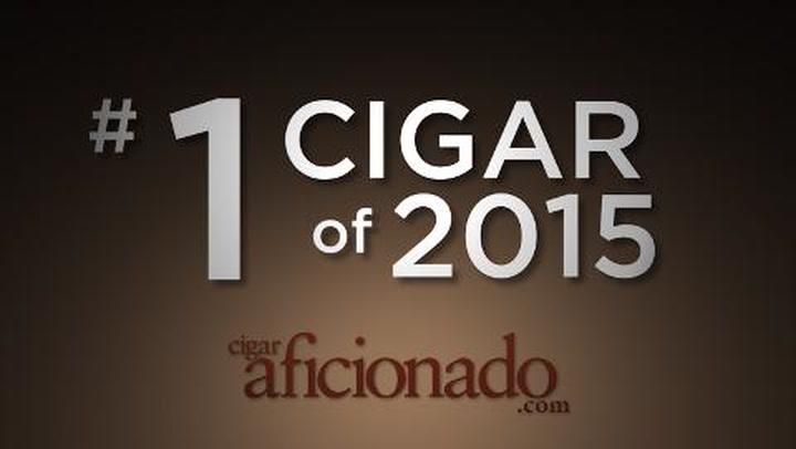 No. 1 Cigar of 2015