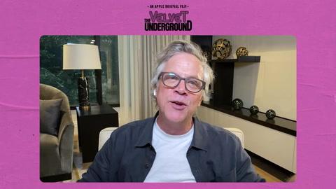 We walk on the wild side with Todd Haynes, director of 'The Velvet Underground'