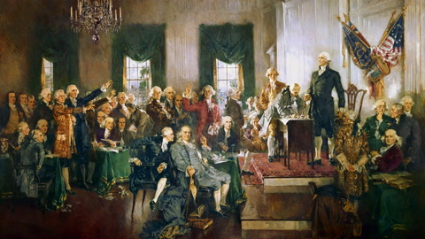 U.S. Constitution Ratified  229 Years Ago