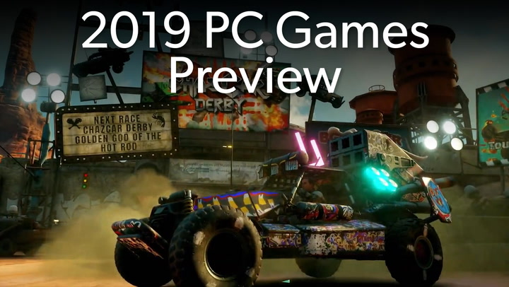 The most anticipated PC games of 2019 | IDG TV