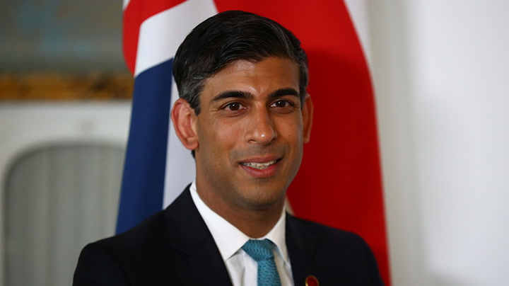 Watch live as Rishi Sunak faces MPs' questions in parliament
