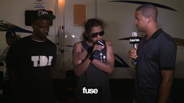 Black Hippy On No More Black Hippy and Recording