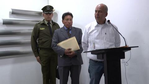 Gobierno atribuye a Morales audio donde se ordena cerco a ciudades bolivianas