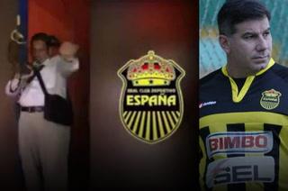 ¿Burla? Así celebró Mateo Yibrín en pase del Real España a semifinales