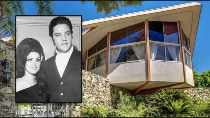 With a Major Price Cut, Will Elvis Presley's Honeymoon House Finally Sell?