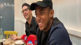 Hondureño Choco Lozano confesó el origen de su apodo en España