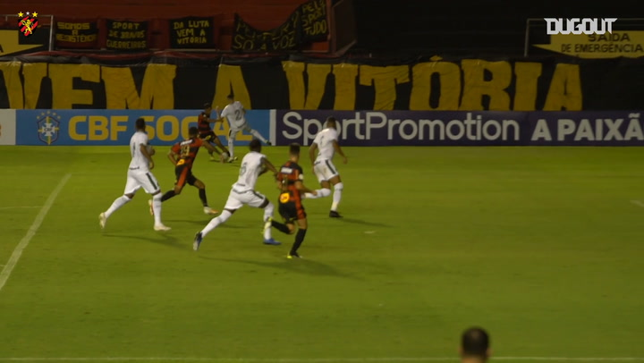 Sport Recife beat Goiás to secure their second win in a row
