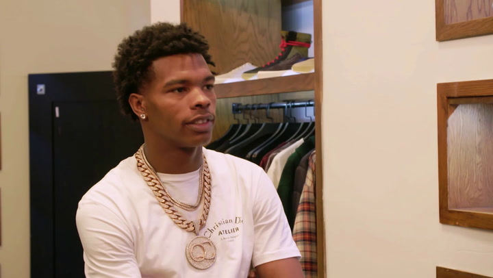 Lil Baby: Sneaker Shopping