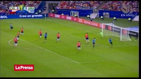 Chile 0 - 1 Uruguay (Copa América2019)