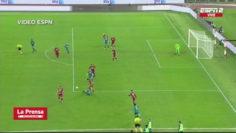 Roma 1 - 2 AC Milan (Serie A)