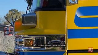 1 person dies in east Las Vegas fire – VIDEO