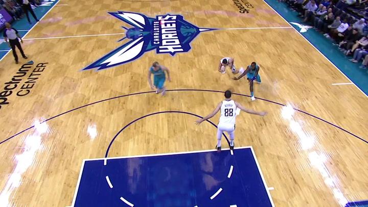 Las 10 mejores jugadas de la jornada de la NBA del 6 de enero 2020