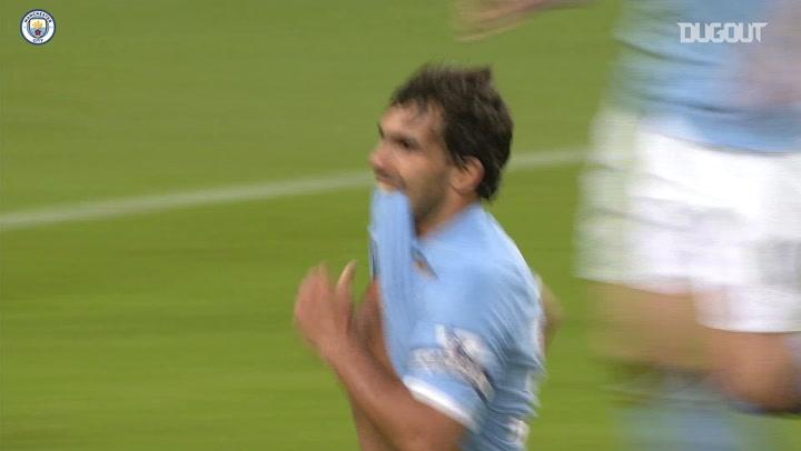 Free Kicks: Carlos Tevez Vs Stoke City