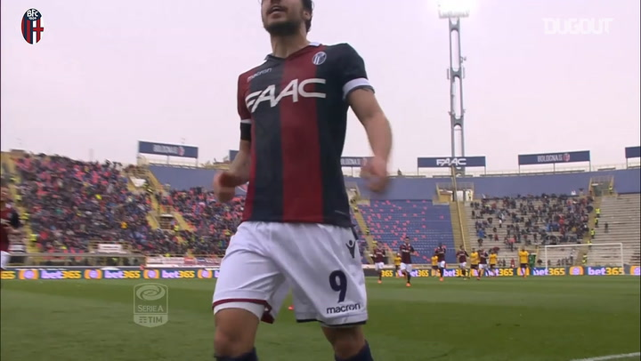 Bologna FC 1909's top three goals vs Verona