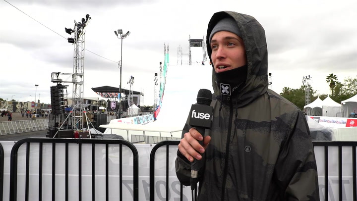Marcus Kleveland On Being The Youngest Competitor At Air and Style Fest