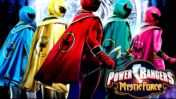 Power Rangers Mystic Force - Trailer