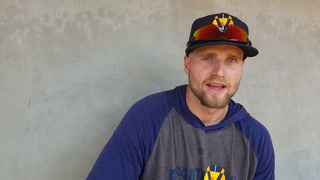Las Vegas Aviators' Seth Brown On Going Deep