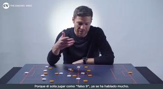 Xabi Alonso revela cómo aprendieron a defender a Lionel Messi con Mourinho