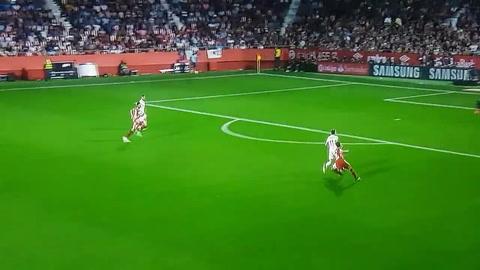 Gareth Bale pone el tercero para Real Madrid ante Girona