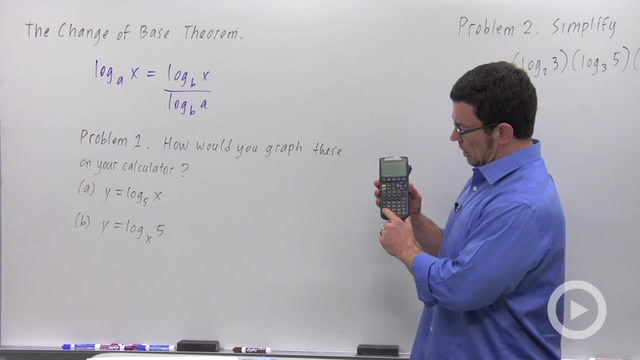 Properties of Logarithms - Problem 3