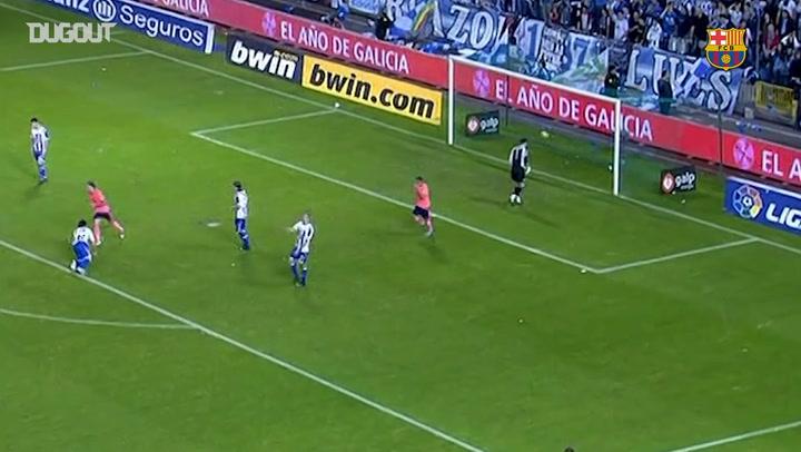 Throwback: Messi Magic Seals Blaugrana Win