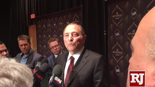 Gary Bettman discusses NHL rule changes – VIDEO