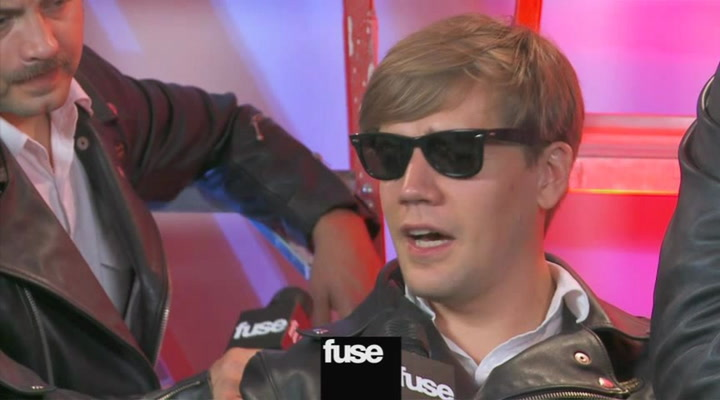 The Hives Interview