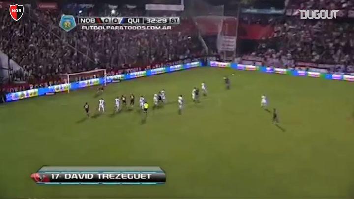 Best Forwards: David Trezeguet