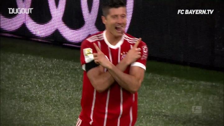 Robert LewanGOALski: Bundesliga Top Scorer!