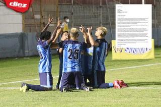 Real Sociedad denuncia que Real de Minas no cumplió minutos del Sub-20 en el Apertura 2020-21