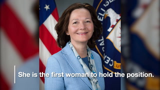 Trump swears in Gina Haspel, the first woman ever to lead the CIA — Twitter and the left react