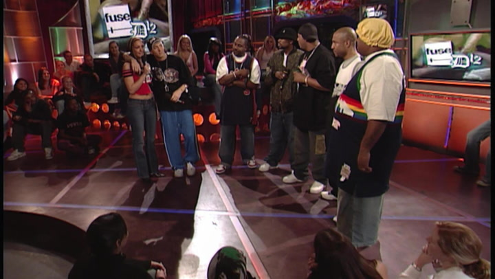 Eminem and D12 Get Challenged To Show Some Skin: #TBT