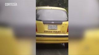 Abandonan a perrito y este corre 20 cuadras para alcanzar a su dueña en Medellín, Colombia